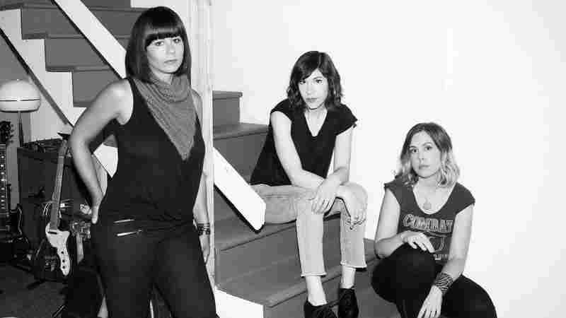 First Listen: Sleater-Kinney, 'No Cities To Love'