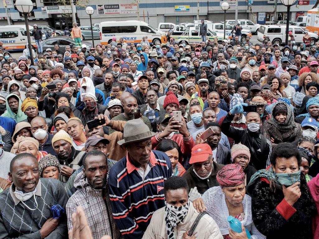 World Bank: Coronavirus Is Pushing Sub-Saharan Africa To First Recession In 25 Years