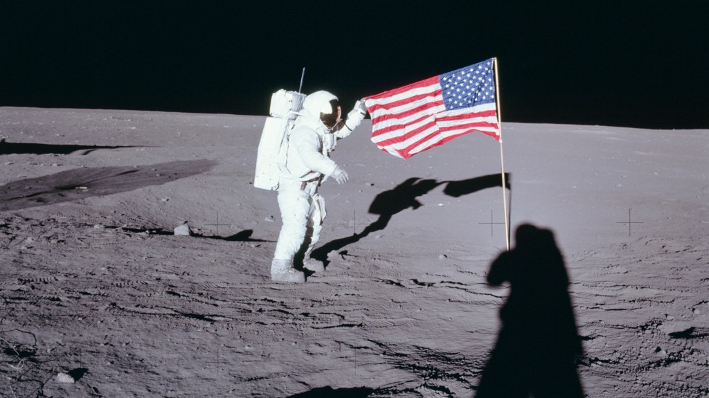 50 Years Ago, Americans Made The 2nd Moon Landing... Why Doesn't Anyone Remember?