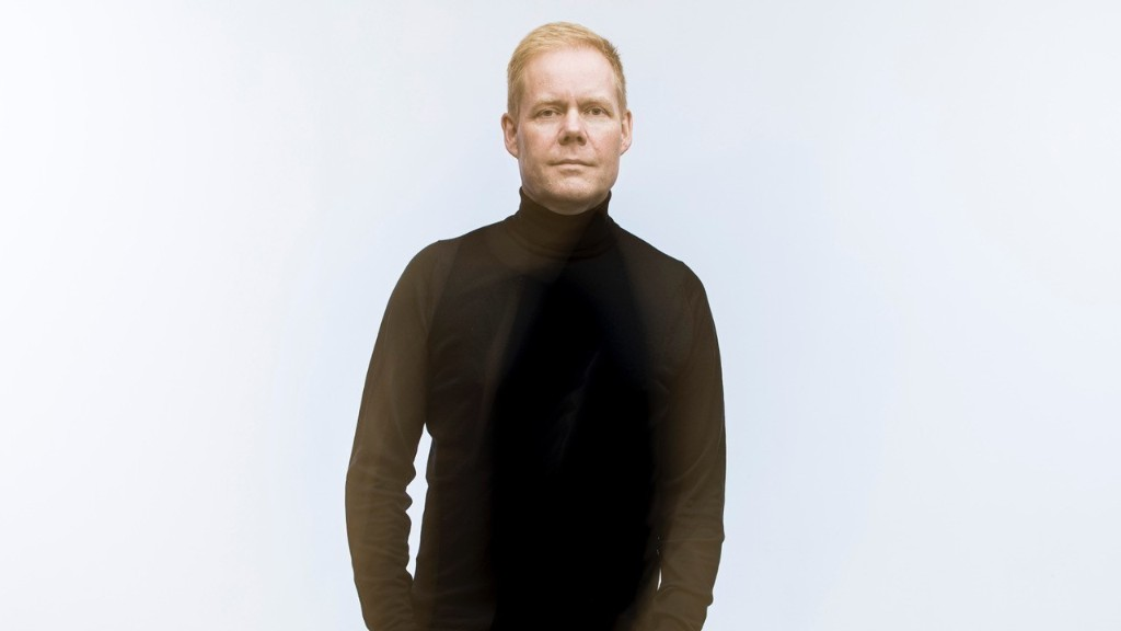 Composer Max Richter On 'Voices,' A New Album That Envisions A Better World