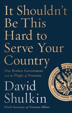 Trump's Former VA Secretary Describes 'Toxic' Washington Culture In New Book
