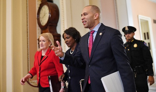 Democrats Finish 2nd Day Of Opening Arguments In Trump Impeachment Trial