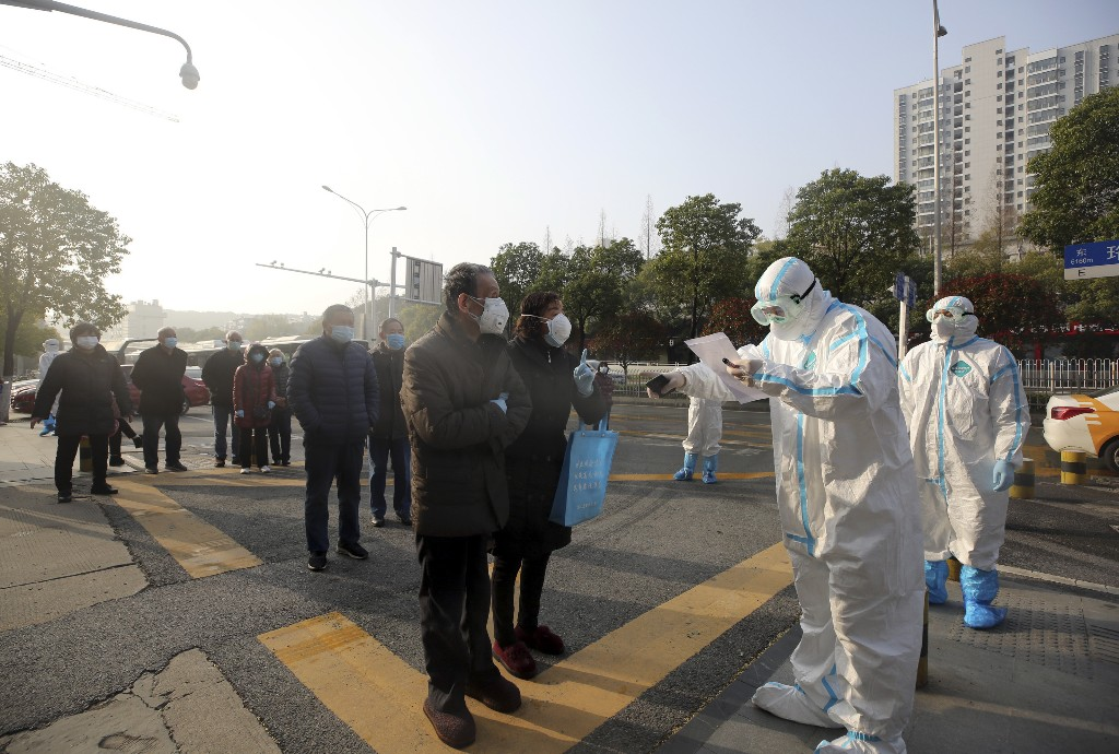 Mystery In Wuhan: Recovered Coronavirus Patients Test Negative ... Then Positive