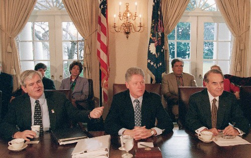 The Longest Government Shutdown In History, No Longer — How 1995 Changed Everything