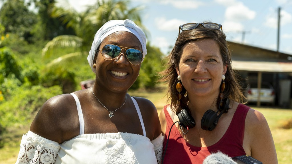 'A Journey That We Have To Join Together': 2 Dutch Women Confront Slavery's Legacy
