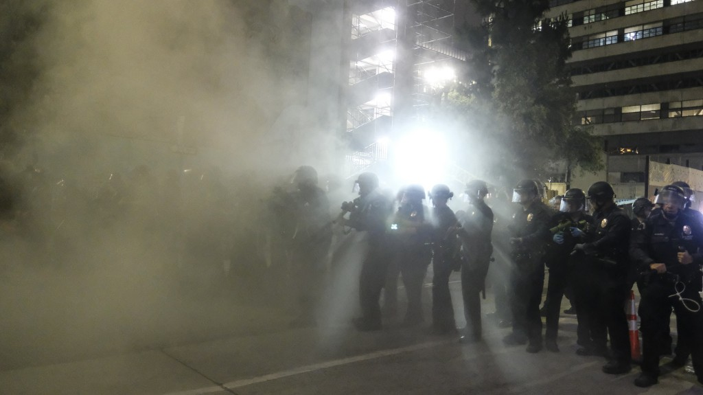 From 'Flash Bangs' To 'Rubber' Bullets: The Very Real Risks of 'Riot Control Agents'
