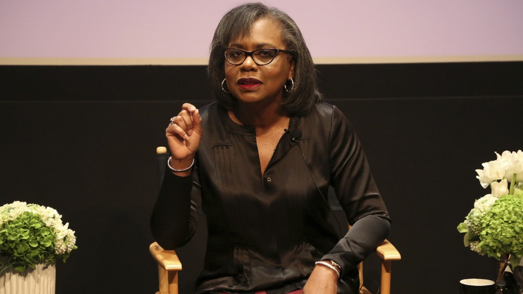 Anita Hill On Sexual Harassment In Hollywood And Beyond
