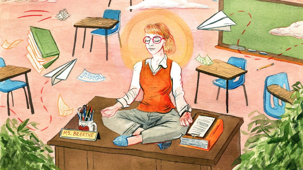 Teachers Are Stressed, And That Should Stress Us All
