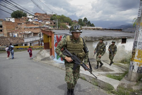 Once Home To A Dreaded Drug Lord, Medellin Remakes Itself