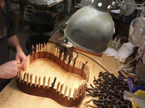 Musical Instruments To Be Exempt From Restrictions On Heavily Trafficked Rosewood