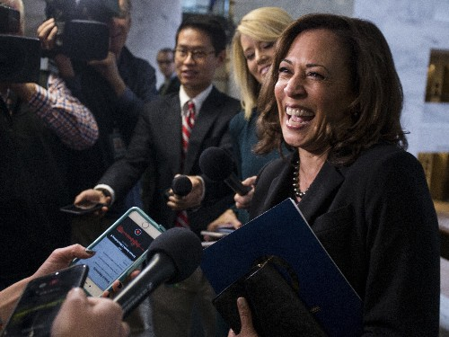 Sen. Kamala Harris Considers 'A Collection Of Factors' Related To Possible 2020 Bid