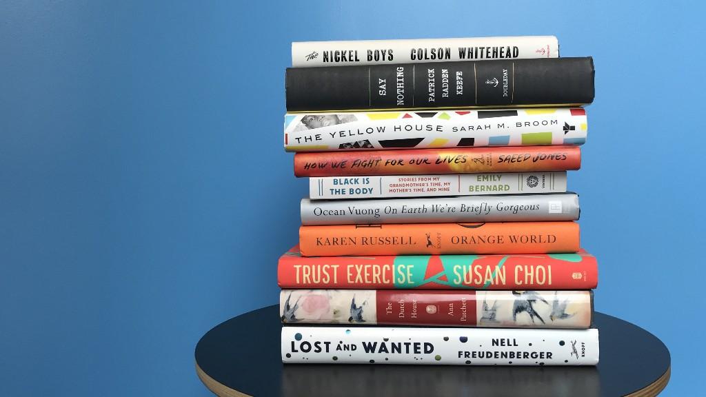 Maureen Corrigan's Favorite Books Of 2019: Here Are 10 Unputdownable Reads