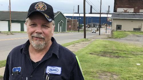 Trump's Tariffs Worry A Small Steel City In Pennsylvania