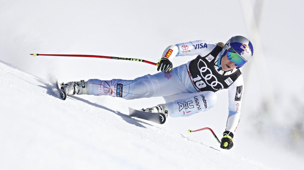 Not My Job: We Quiz Olympic Skier Lindsey Vonn On Vincent Van Gogh
