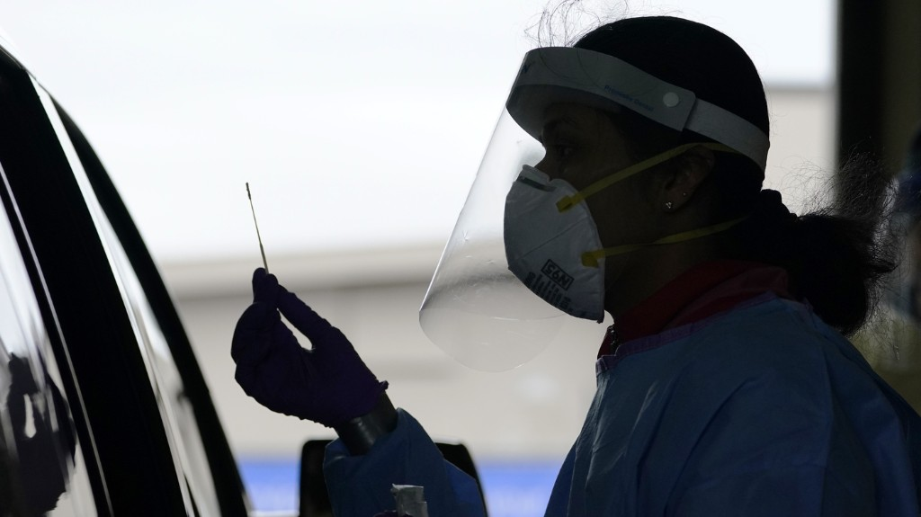 U.S. Records Highest Number Of Coronavirus Cases In 1 Day Since Pandemic Began