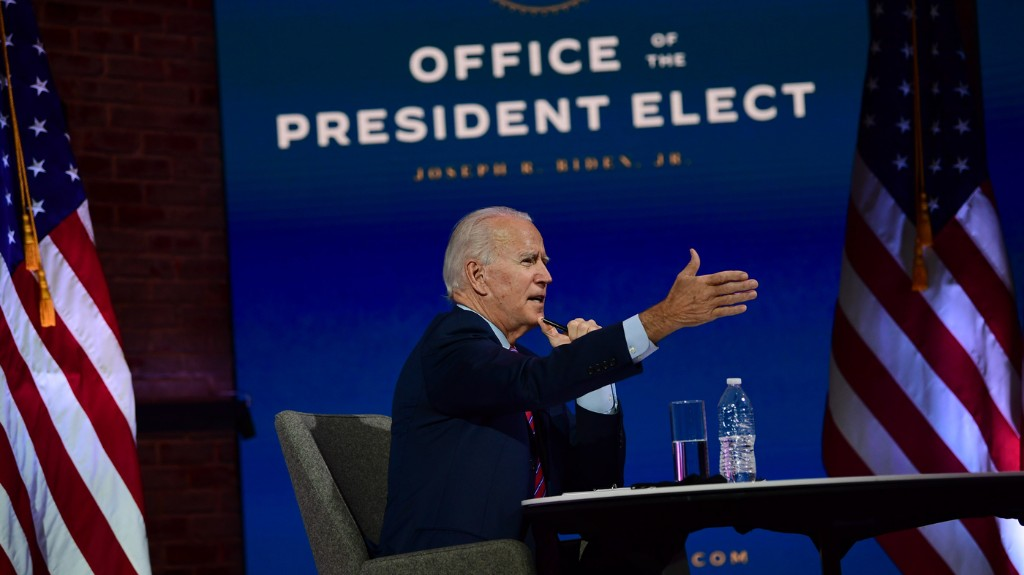 President-Elect Biden To Begin Formal Transition Process After Agency OK