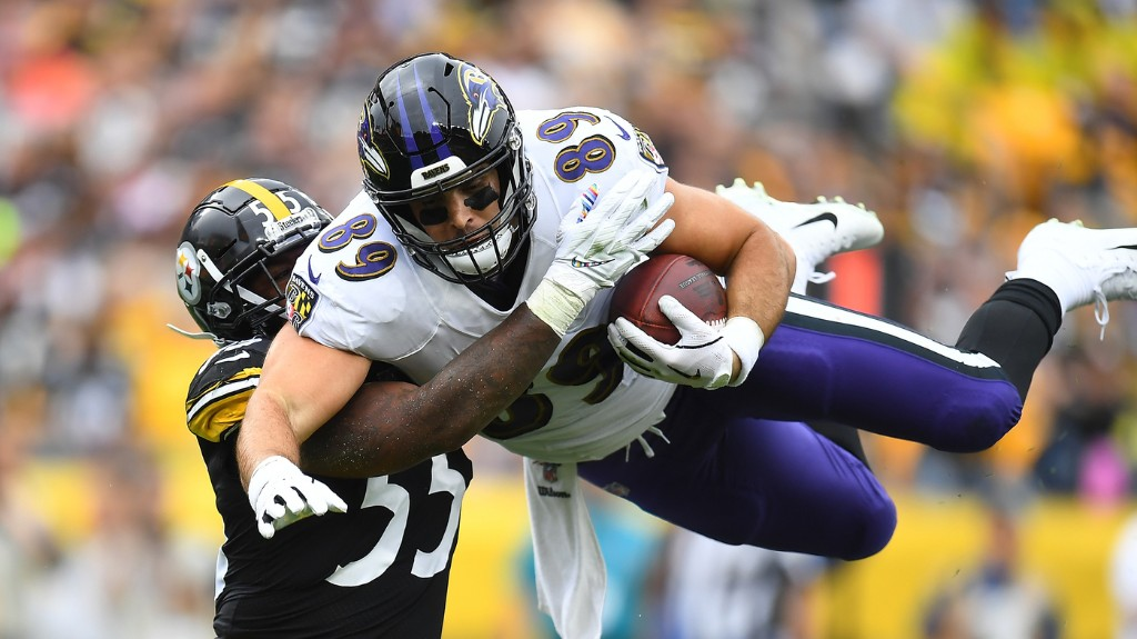 NFL Postpones Steelers-Ravens Thanksgiving Game Due To Coronavirus Outbreak