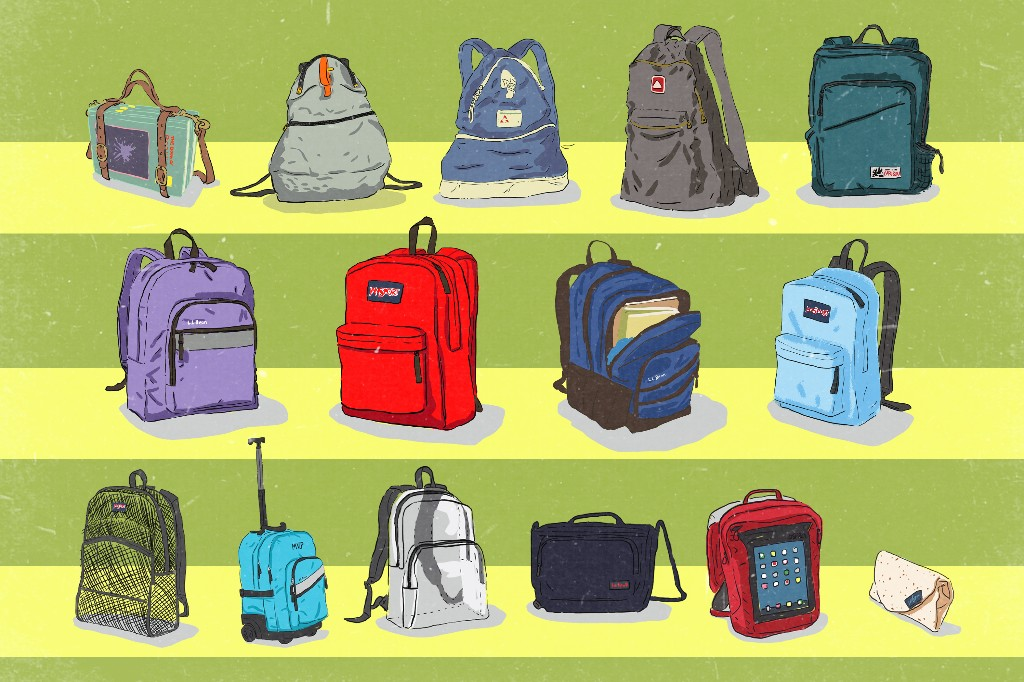 Back To School - cover