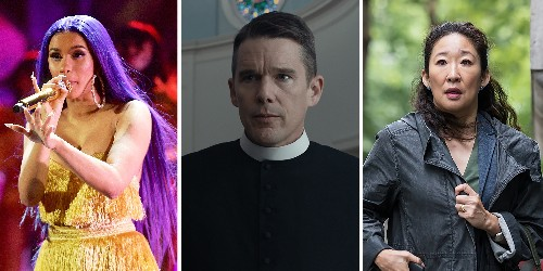 'Fresh Air' Favorites: Our Critics Pick 2018's Best Books, Movies, Music And TV