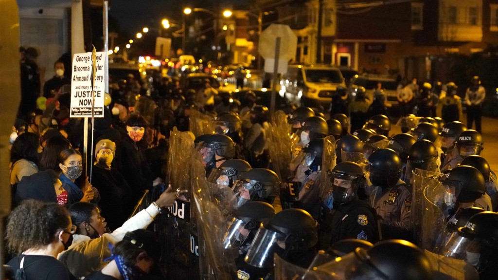 Curfew In Philadelphia Lifts As City Is Roiled By Protests In Walter Wallace Shooting