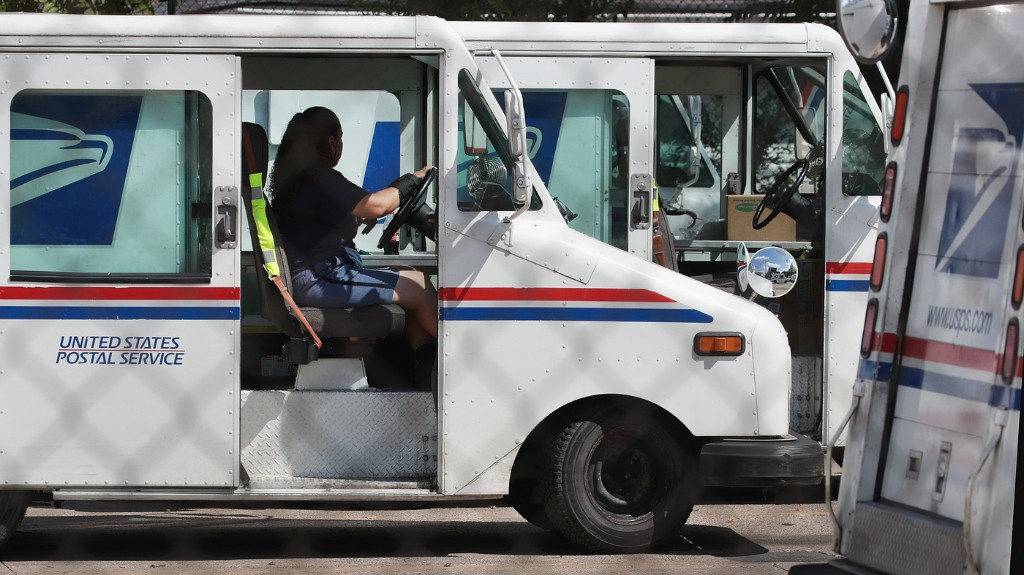 Postal Workers Decry Changes And Cost-Cutting Measures