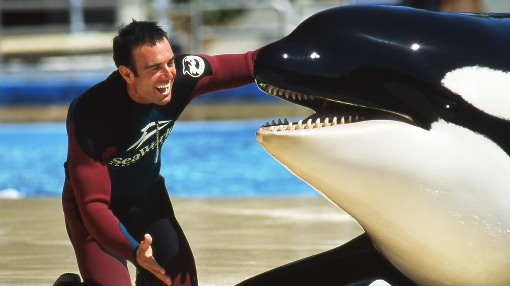 The truth about SeaWorld - Magazine cover