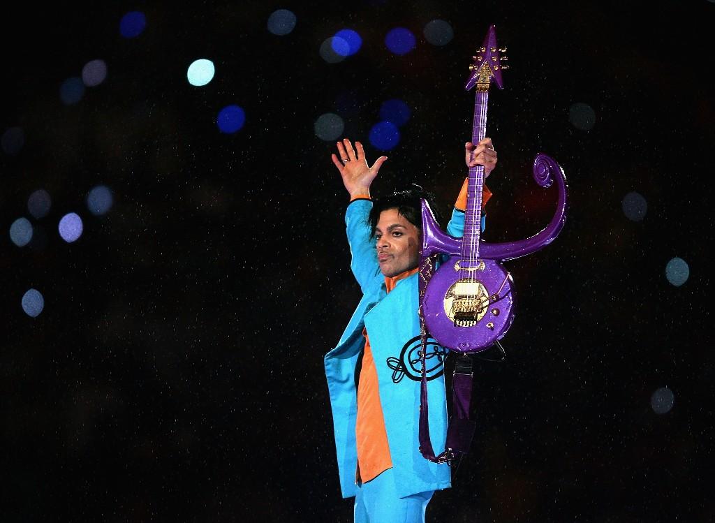 Prince - Magazine cover