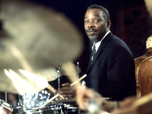 The Drummer Who Invented Jazz's Basic Beat