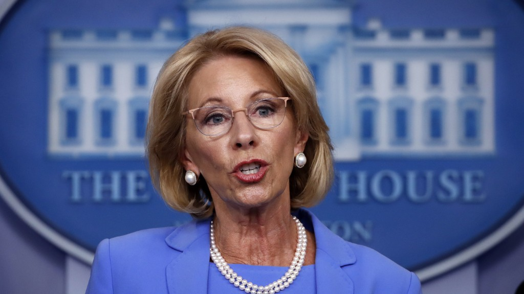 States Sue Education Department Over Allocation Of Pandemic Funds To Schools
