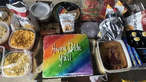 'I Didn't Think It Was Possible': North Carolina City Rings In Its 1st LGBTQ Pride
