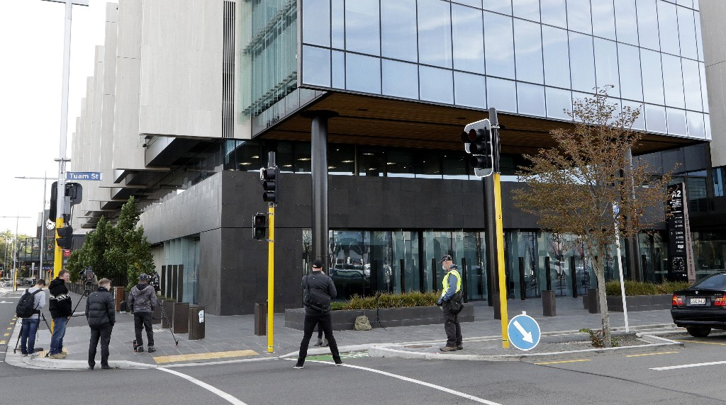 In Surprise Move, Christchurch Shooting Suspect Pleads Guilty To 51 Counts Of Murder