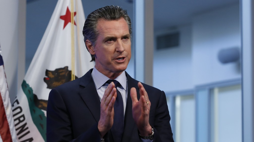 California Gov. Says Trump Unemployment Executive Action Spells Disaster For Budget