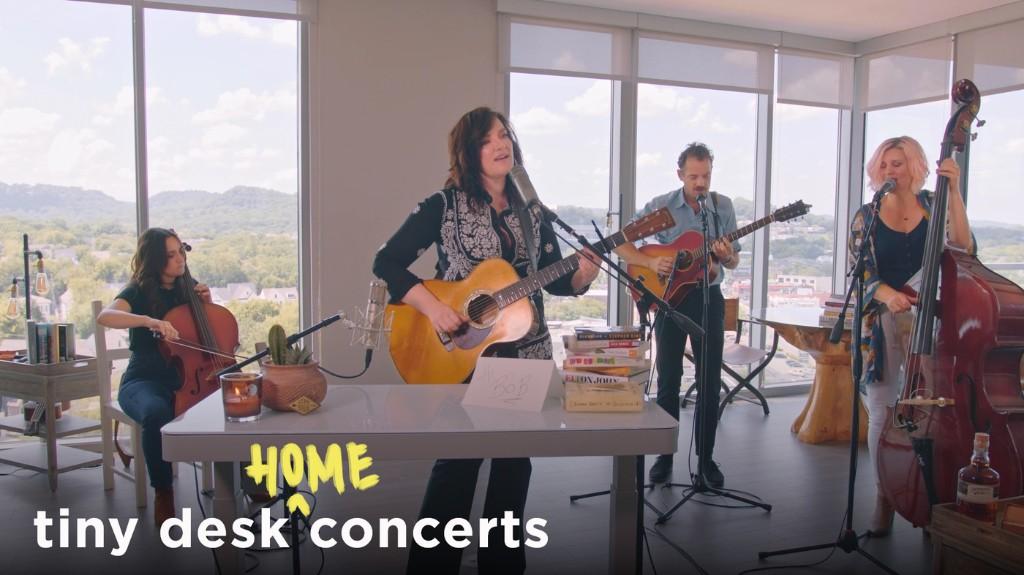 Brandy Clark: Tiny Desk (Home) Concert