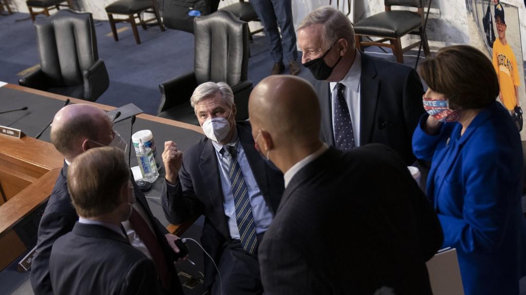 Democrats Plan To Boycott Senate Committee Vote On Barrett Nomination