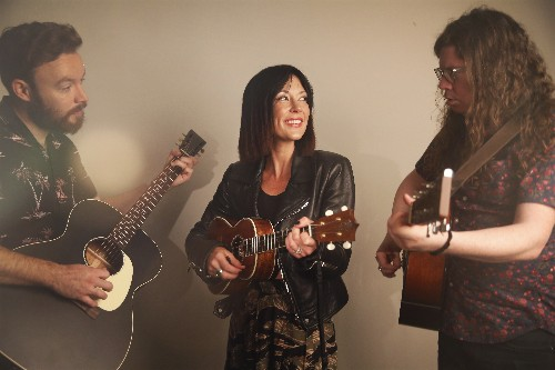 Amanda Shires Won't 'Give Away The Secrets' Of Her Songs