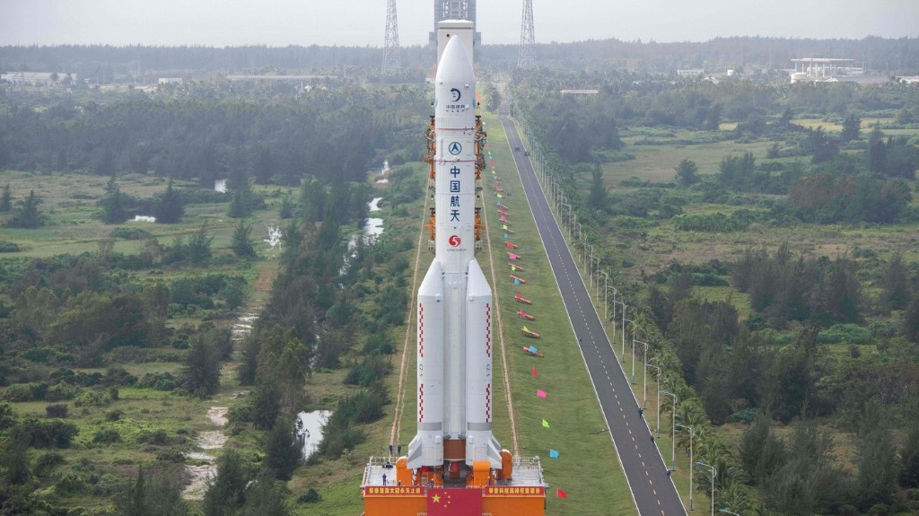 China Moon Mission Will Try To Bring Back The First Lunar Rocks In Decades