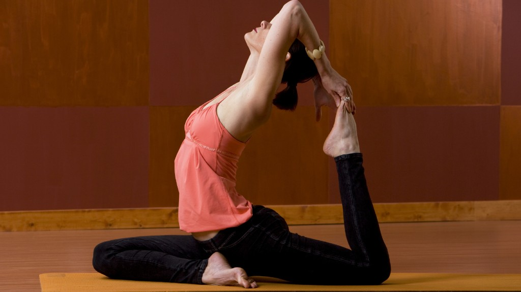 Yoga sequences - Magazine cover