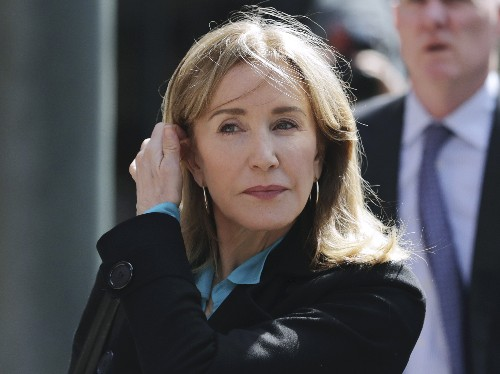 Felicity Huffman And 12 Other Parents To Plead Guilty In College Cheating Scandal