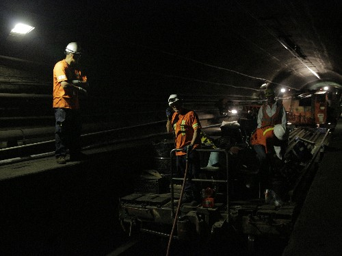 Aging Tunnels Under Hudson River Threaten To Disrupt Transport, Commerce