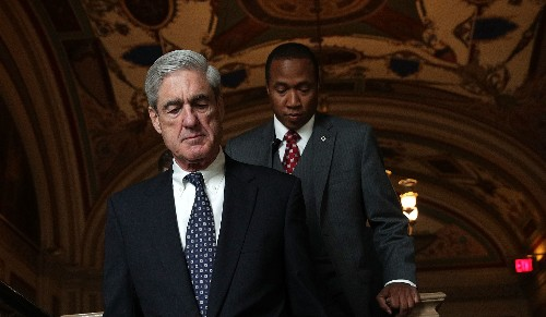 Mueller Turns Up The Heat With Unusual Search Warrant In Russia Probe