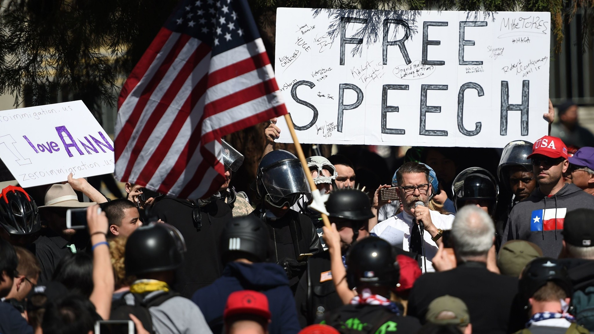 States Consider Legislation To Protect Free Speech On Campus