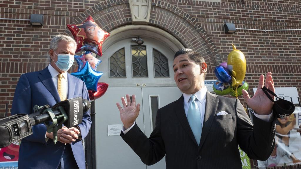 NYC Principals Union Votes 'No Confidence' In Mayor And Schools Chancellor