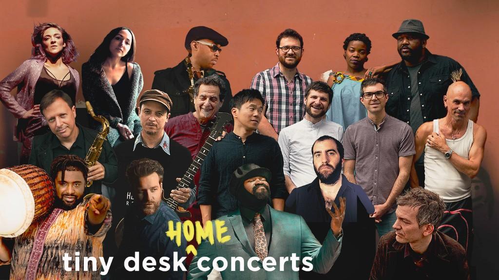 GroundUP Family Dinner: Tiny Desk (Home) Concert