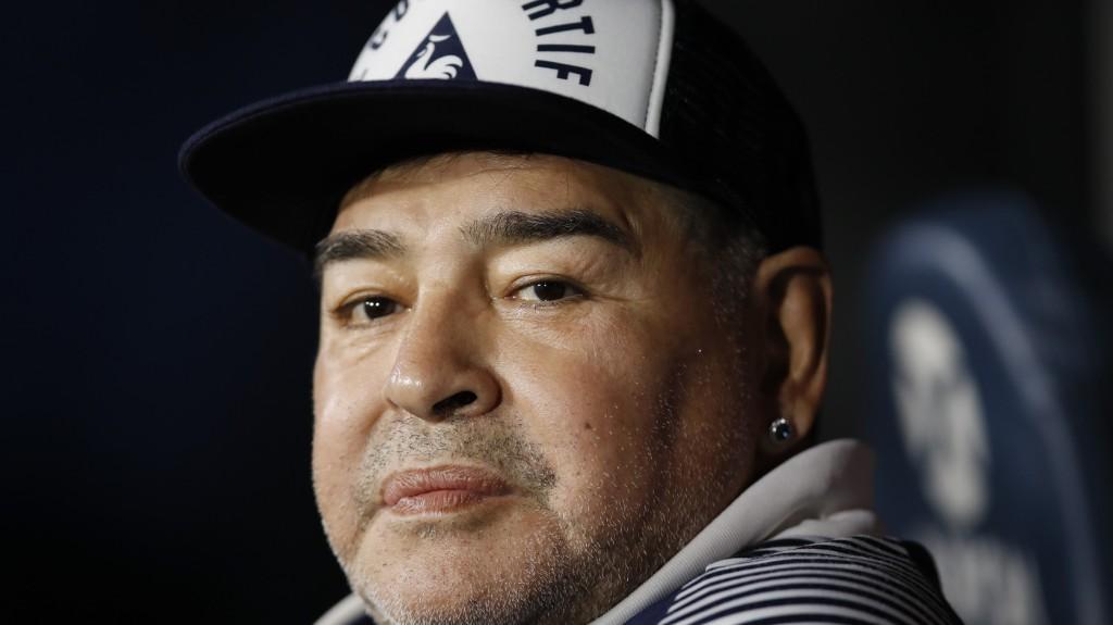 Argentinian Soccer Legend Diego Maradona Dies at 60