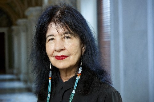 Joy Harjo Becomes The 1st Native American U.S. Poet Laureate