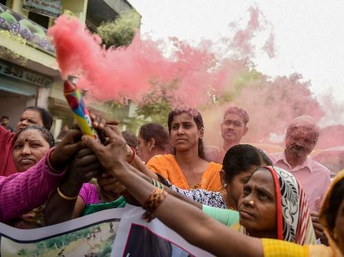 India Police Kill 4 Rape Suspects Already In Custody
