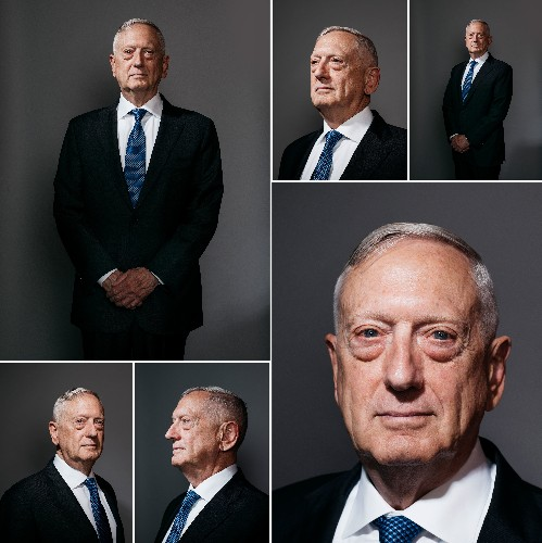 Jim Mattis: 'Nations With Allies Thrive, Nations Without Allies Wither'