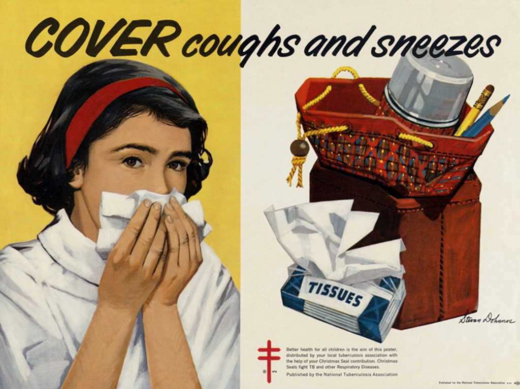 Opinion: The Way The U.S. Beat TB Could Be A Boon In Battling Coronavirus