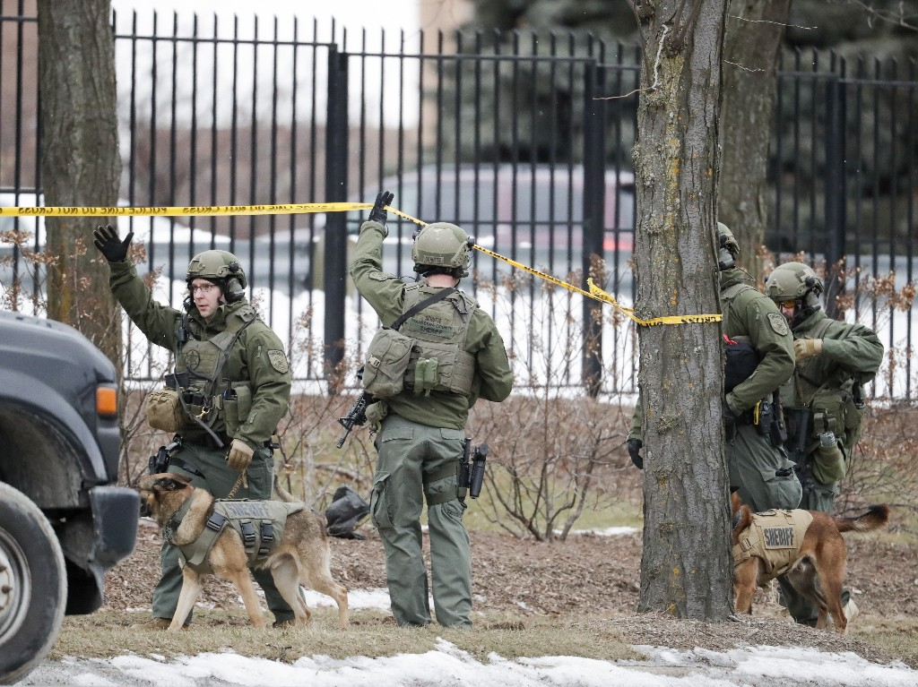 6 Dead In Shooting At Molson Coors In Milwaukee After Employee Opens Fire