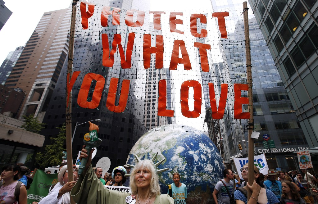 Environment - Magazine cover